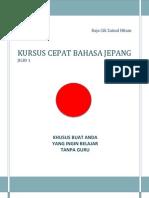 Pemula jepang ebook download bahasa untuk