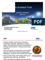 UOP-Bio Aviation Fuel
