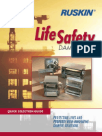 Life Safety Dampers New 2012