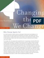 Changing Change
