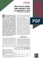 Etude Insee Illettrisme en France