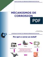 Mecanismos Corrosion