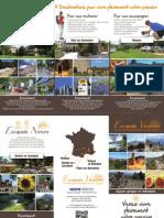 Brochure Cyclos Randos 2013