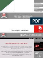 PPT for Central Film School 19th Nov