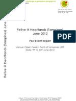 Relive Tampines June 2012 Report