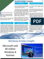 Technology Market Insight Update December 2012