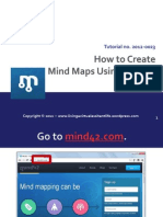How to Mind Map Using Mind42