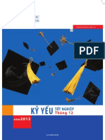 Kỷ yếu tốt nghiệp lần 2 -2012, ĐH Hoa Sen