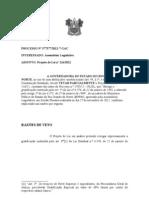 PROCESSO Nº 577377/2012-7-GAC INTERESSADO