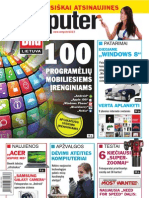 "1/2013 ""Computer Bild Lietuva"" – 100 programėlių mobiliesiems įrenginiams"