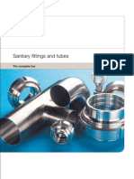 Brochure - Sanitary Fittings and Tubes - The Complete Line - En