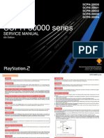 Sony PS2 SCPH-3000 Series Service Manual