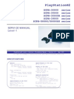 Sony PS2 SCPH-30000-50000 Service Manual