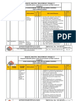 Risk Assessment for Air Blowing.doc