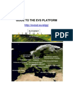 Guide to the EVS Platform