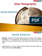 44(A) South America