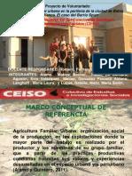Presentacion Jornadas de Extension UNS-12 AFU Spurr
