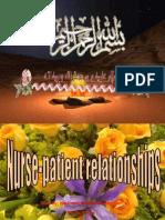 Nurse Patient Relationship