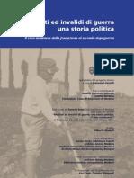 ANMIG mutilati ed invalidi di guerra una storia politica