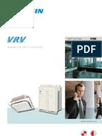 Daikin VRV systems