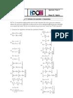 Ejercicios de matemáticas 4º ESO