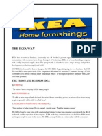 the ikea way