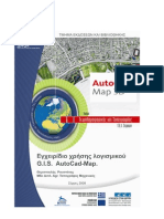 USER MANUAL GIS AUTOCAD
