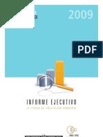 Informe_ejecutivo 4º CURSO DE EDUCACIÓN PRIMARIA