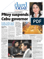 Manila Standard Today -- Wednesday (December 19, 2012) issue