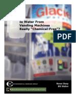 Bottled Water (vended)