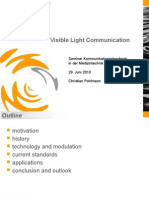 1- Pohlmann. Visible Light Communication