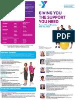Personal Training Brochure 2012 3