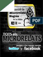 III Concurs de Microrelats Negres de la Bòbila