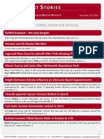 Top Activist Stories - 2 - A Review of Financial Activism by Geneva Partners