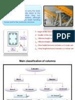 Design of Columns to Eurocode