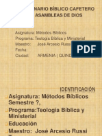 Ovas Metodos de Investigacion Biblica1