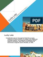 Historietas-Lucky Luke-Horacio Germán García