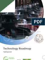 Mapa de tecnología Hidroelectricidad