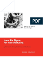 BB_Lean Six Sigma for the Manufacturing Industry