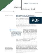 BB Making Change Stick