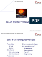 01 Solar Energy Technologies PDF
