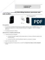 IT Documentation Template