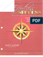 Effortless Success - Course 3 Workbook