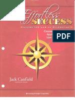 Effortless Success - Course 3 Workbook