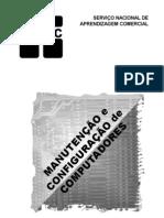 Manutencao e Configuracao de Computadores - Senac