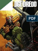 Judge Dredd #2 Preview