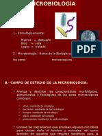 Aspectos Generales de La Microbiología