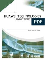 BMI Huawei Technologies 2008