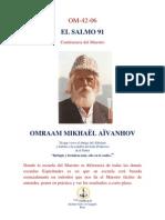 Omraam Mikhael. Al Abrigo del Altísimo. SALMO 91