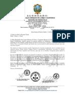 Pronunciamiento Oficial De la Muy Respetable Gran Logia Soberana De Libres y Aceptados Masones de Venezuela Ante el Estado de Salud del Presidente de la República Ciudadano Comandante Hugo Rafael Chávez Frías